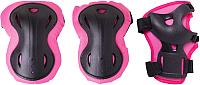 Комплект защиты Ridex Rapid (S, розовый) -