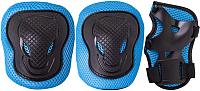 Комплект защиты Ridex Robin (S, голубой) -