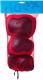 Комплект защиты Ridex Robin (M, красный) -