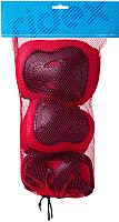 Комплект защиты Ridex Robin (S, красный) -