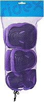 Комплект защиты Ridex Robin (S, фиолетовый) -
