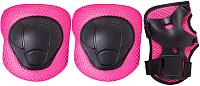 Комплект защиты Ridex Zippy (S, розовый) -