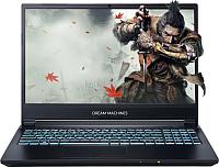 Игровой ноутбук Dream Machines G1050-15BY50 -