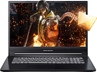Игровой ноутбук Dream Machines G1050-17BY55 -