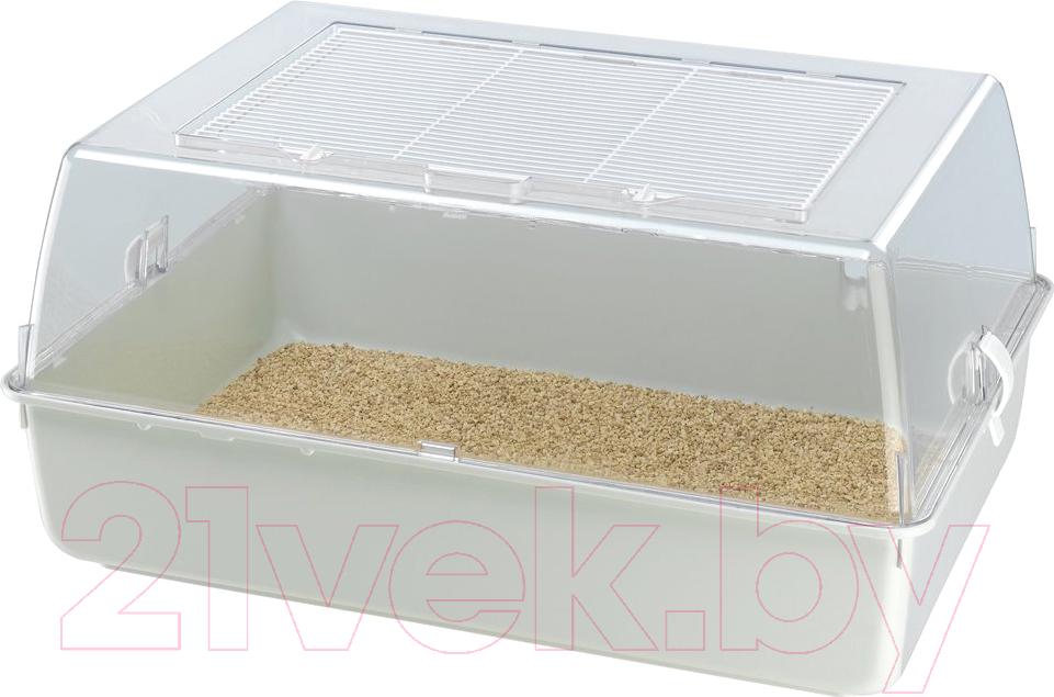 Купить Клетка для грызунов Ferplast, Mini Duna Multy / 57074499W (белый), Италия