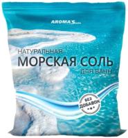 Соль для ванны Aroma Saules Без добавок (1кг) -