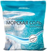 Соль для ванны Aroma Saules С бишофитом (1кг) -