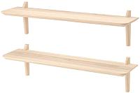 Комплект полок Ikea Лисабо 692.912.47 -