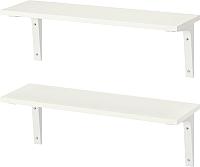 Комплект полок Ikea Бургульт/Экби Стедис 692.912.09 -