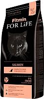 Корм для кошек Fitmin For Life Salmon (8кг) -