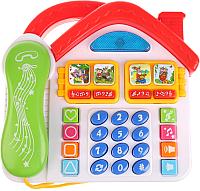 Развивающая игрушка Умка Телефон. Стихи К.Чуковского / B777880-R -