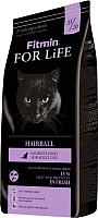 Корм для кошек Fitmin For Life Hairball (8кг) -