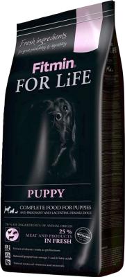 Корм для собак Fitmin For Life Puppy All Breeds (3кг)