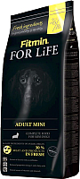 Корм для собак Fitmin For Life Adult Mini (15кг) -