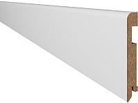 Плинтус Юркас Colorit 120x2100мм (белая эмаль) -