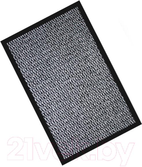 Купить Коврик грязезащитный Велий, Нептун 40x60 (серый), Россия