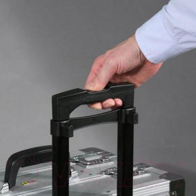 Тележка инструментальная Allit 420900 - телескопическая ручка