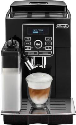 Кофемашина DeLonghi ECAM 25.462.B - вид спереди
