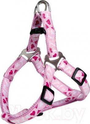 Шлея Trixie 16028 Modern Art Harness (XS-S, розовый) - общий вид