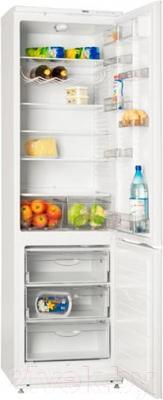 Холодильник с морозильником ATLANT ХМ 6026-100 - камеры хранения