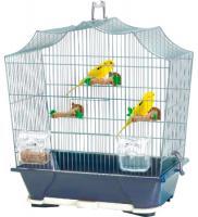 Клетка для птиц Savic Sylvie 30 (темно-синий/желтый) -