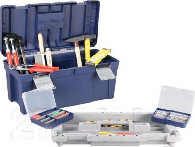 Ящик для инструментов Allit 476564 - с инструментами