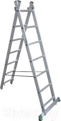Лестница секционная Tarko 01214 - общий вид