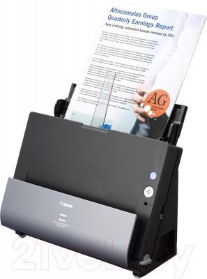 Протяжный сканер Canon DR-C225W - общий вид
