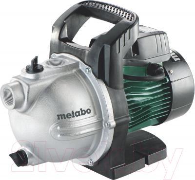 Садовый насос Metabo P 2000 G - общий вид
