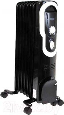 Масляный радиатор General Climate NY15J - общий вид