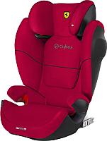 Автокресло Cybex Solution M-Fix SL (Ferrari Racing Red) -