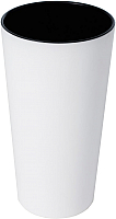 Кашпо Gardenplast Камелия (белый) -