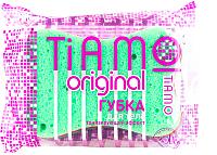 Губка для тела Tiamo Original Комфорт Радуга -