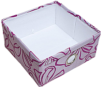 Коробка для хранения Nadzejka Доротея / DK.D331-6-с -
