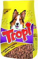 Корм для собак Tropi С курицей (10кг) -