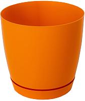 Кашпо Gardenplast Фрезия 1 (апельсиновый) -