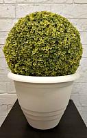 Кашпо Gardenplast Виола (белый) -