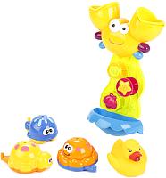 Набор игрушек для ванной Умка Мельница / ZY116356-R -