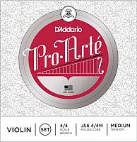 Струны для смычковых D'Addario J56 4/4 M -