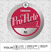 Струны для смычковых D'Addario J5602 4/4 M -
