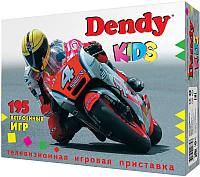 Игровая приставка Dendy Kids 195 игр -