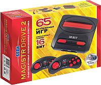 Игровая приставка Sega Magistr Drive 2 lit 65 игр -