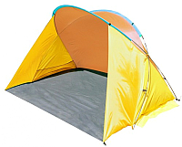 Тент-шатер GoGarden Monaco Beach / 50222 (желтый/оранжевый) -