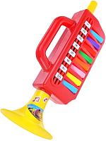 Музыкальная игрушка Играем вместе Маша и Медведь. Труба / B145595-R2 -