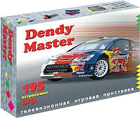 Игровая приставка Dendy Master 195 игр -