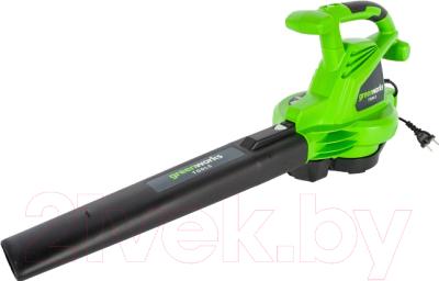 Воздуходувка Greenworks GBV2800