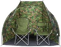 Тент-шатер Trek Planet Fish Tent 2 / 70139 (камуфляж) -