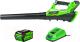 Воздуходувка Greenworks G40ABK4 (2400807UB) -
