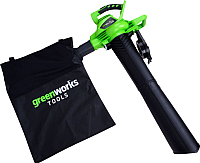 Воздуходувка Greenworks GD40BV (24227UB) -