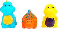 Набор игрушек для ванной Играем вместе Три дракона / LXB342-343-345 -
